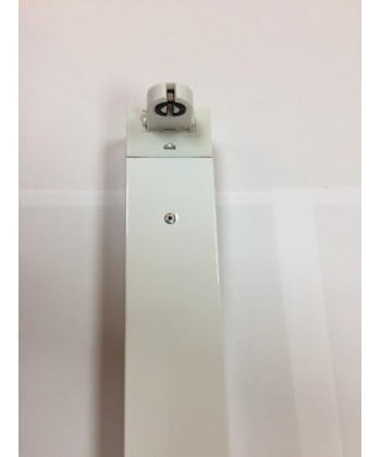 PANTALLA ESTANCA IP 65 PARA 1 TUBO DE LED DE 1,20