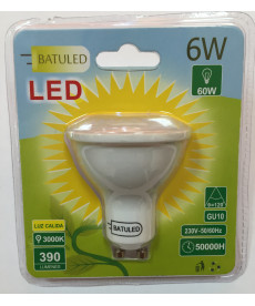 6W LIGHT WARM