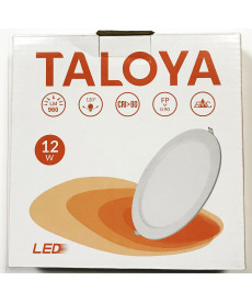 DOWNLIGHT 12W CALIDA
