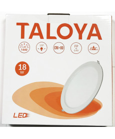 DOWNLIGHT 18W CALIDA
