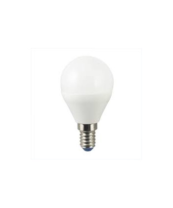 LED BULB G45 5W, E14 COLD LIGHT
