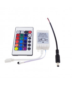 CONTROLLER FOR RGB LED STRIP 12V