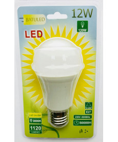 12W LIGHT WARM