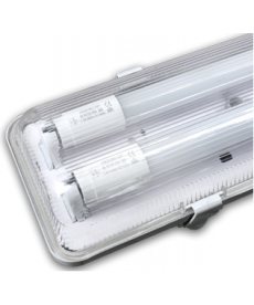 SCREEN WATERPROOF IP 65 FOR 1 LED TUBE 1.20